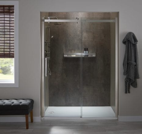 Premium Wall Shower System