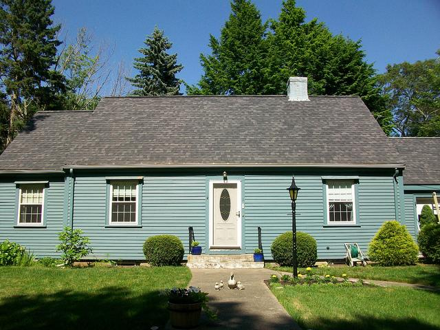 This home has a newly installed shingle roof!