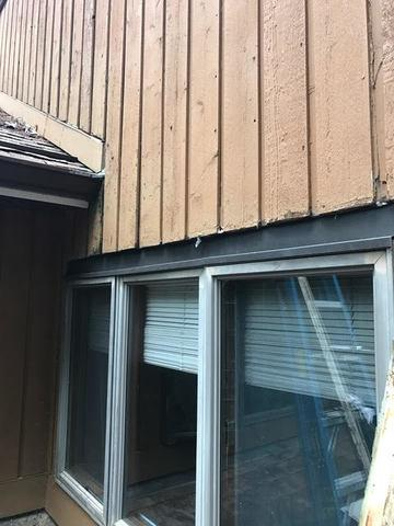 This repair has been completed, and the leaks these homeowners were experiencing are now a thing of the past.