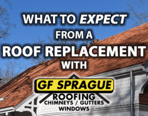 Roof Replacement with G.F. Sprague