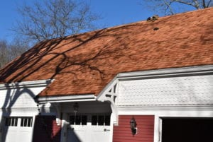 Cedar Shake Roof replacement.