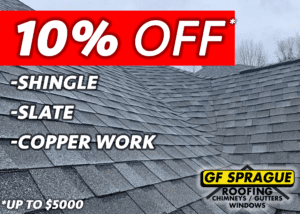 Roofing Contractor Discount