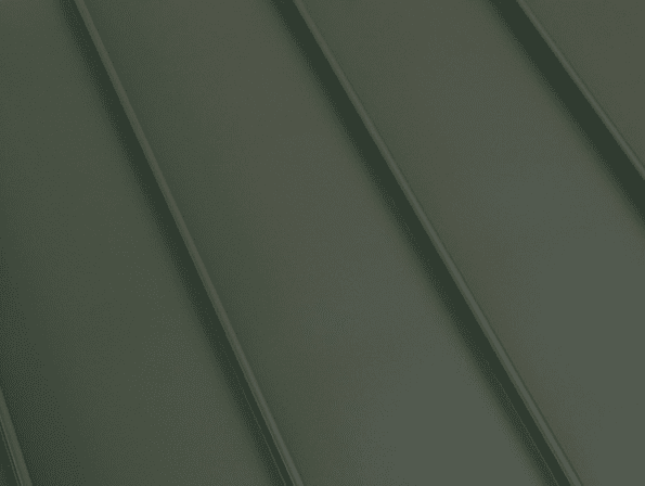 Central States Standing Seam - Forrest Green